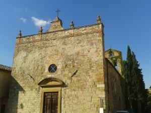 La chiesetta di Mazzolla
